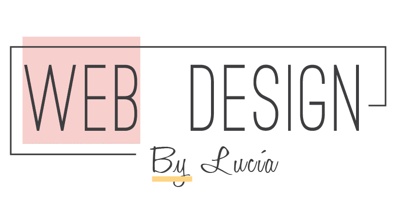 Web Design by Lucia